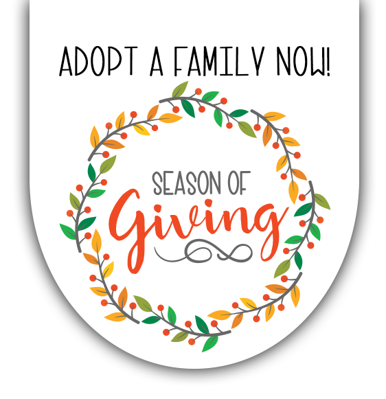Season of Giving - Adopt a Family
